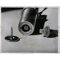 1954 Press Photo Armor Illinois Miniature Gauge Nuclear - RRW65643