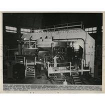 Press Photo University of California giant Cyclotron - RRW66899