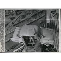 1961 Press Photo Japan Industry Workers - RRX62339