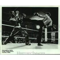 1985 Press Photo PKA Karate on ESPN - nob81932