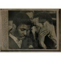 1969 Press Photo Byrd Brown Mike Diamond BCC - RRX23467