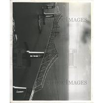 1960 Press Photo Bob Graham Sunshine Skyway Bridge - RRX92571