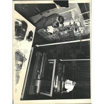 Press Photo Wirephoto Equipment Room - RRX92787