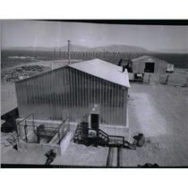 1957 Press Photo Argonne National Laboratory Idaho - RRX21747
