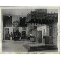 1930 Press Photo Foulc Collection Renaissance Gothic - RRX61761