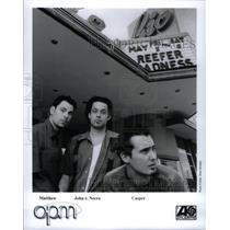 Undated Press Photo Southern California Ska Punk Band Distinctive Soun - RRX60485