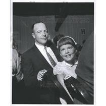 1958 Press Photo Richard Kern Filmmaker - RRW29929