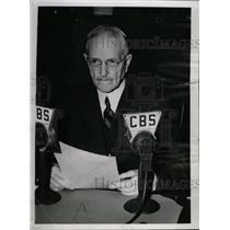 1940 Press Photo John Joseph Pershing General Officer - RRW81761