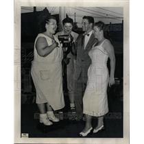 1933 Press Photo Chicago Free Fair Wisconsin - RRW23945
