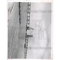 1963 Press Photo Sanibel-Punta Rassa Causeway Bridge - RRX92259