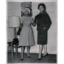 1962 Press Photo Claude Rivera Designer - RRX59501