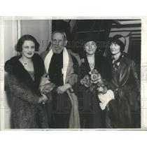 1930 Press Photo Poultney Bigelow German Kaiser School
