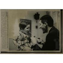 1968 Press Photo Robert Naldman Florida College Surer - RRW65481