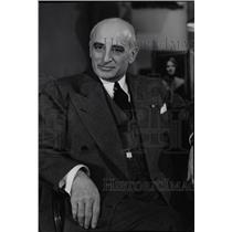 1943 Press Photo Joseph Davies U.S. Ambassador - RRW99739