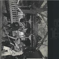 1938 Press Photo National Paint-Up Clean-Up Week Denver - RRX95111