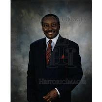 Press Photo Dr. Irvin Dexter Reid President University - RRW72215