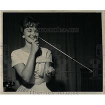 1962 Press Photo String Rotator Device Eye Training - RRW68161