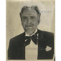 1941 Press Photo Actor Monty Woolley - RRW27837