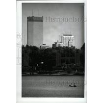 1990 Press Photo Minnesota's capital, St. Paul - RRW96351