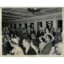 1936 Press Photo Show Boats New York City - RRW55865