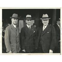 1933 Press Photo US Economic Parley London delegate - RRX82975
