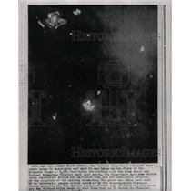 1963 Press Photo Ocean Floor Missing Submarine Thresher