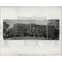 1951 Press Photo Detroit Hospital Bon Secours - RRY52153