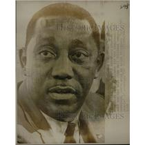 1968 Press Photo Charles Evers Negro Leader Mississippi - RRW14989