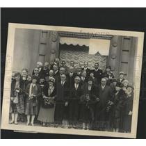 1927 Press Photo Committeemen National Woman Org - RRX82359