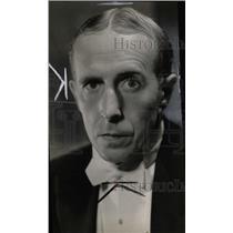 1934 Press Photo Charles Buttern actor - RRW96071
