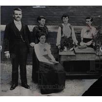1940 Press Photo Frank Cody Principal McMillan Teachers - RRW77785