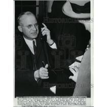 1941 Press Photo J.B. Matthews Dies Committee Morgue - RRX72025