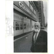 Press Photo Mike Alexandroff/President Columbia College/Broadcasting School