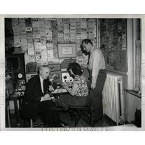 1948 Press Photo James KiIlgallen Jerry Weinberg Africa - RRW92819