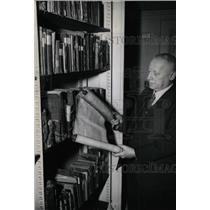 1945 Press Photo Washington Congress Library - RRX65619