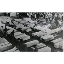 1959 Press Photo Typhoon Survivors Japan Industry - RRX62341