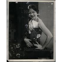 1932 Press Photo Spanish Nights Ball Easter Washington - RRX57193