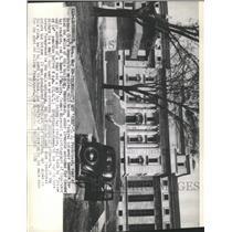 1939 Press Photo Leavenworth Penitentiary Kansas - RRX95309