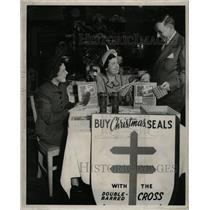 1949 Press Photo Mrs. Samuel Keller - RRY70577