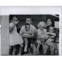 1962 Press Photo Mrs Robert Finkbine abortion Phoenix - RRW87313