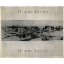 1948 Press Photo The bridge that spanned the river - RRU92925