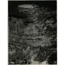 Press Photo Cliff Dwellings Americans Photography Mich - RRX73937