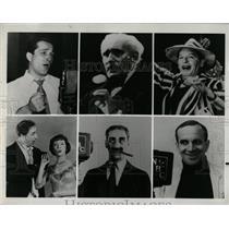 Press Photo Radio History - RRX76593
