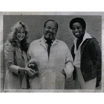 1980 Press Photo Belinda William Conrad Hilly Hacks - RRX53829
