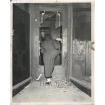 1951 Press Photo JD Tabasco Company State Police Woman - RRW41203