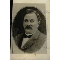 1920 Press Photo Herr Feb~euback international Picture - RRW71933