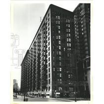 1925 Press Photo Monadnock Building Traders Union Mich - RRW47129