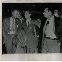 1949 Press Photo Harry Bridges Union Leader - RRW05981