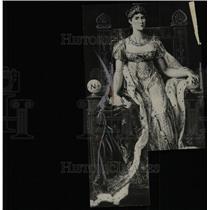 1928 Press Photo Empress Josephine (France) - RRX64365