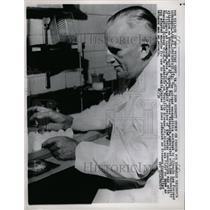 1964 Press Photo Encephalitis Outbreak Illinois - RRW24441